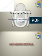 CLASE1. Dinamica Sistemas - Copia