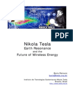 Nikola Tesla Institute - Earth Resonance and the Future of Wireless Energy