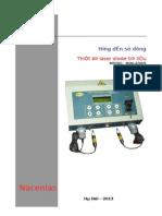 HDSD Laser Diode Tri Lieu