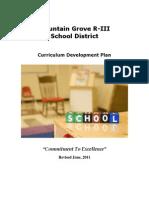 Curriculum Development Plan 11