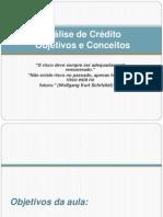 Análise de Crédito 1