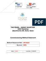 QQ BMS Commissioning Method Statement-Draft