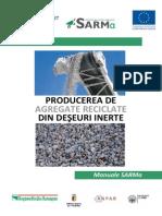 Producerea de Agregate Reciclate Din Deseuri Inerte