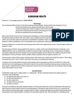 Kingdom Ways Lesson 7