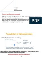 Foundation of Nanophotonics