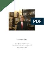 CV Setiembre de 2013