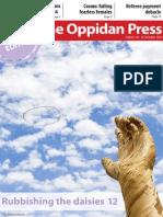 The Oppidan Press Edition 10, 2013 (Investec Rhodes Top 10)
