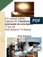 Literatur a Express a o