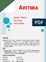 Farmakoterapi Aritmia.pptx