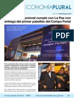 Boletín Economía Plural N° 60