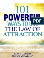 101 Powerful Ways to Use the Law of Attraction
