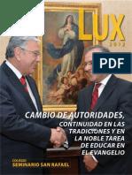 Colegio Seminario San Rafael - Revista LUX 2012