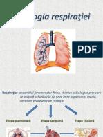 Fiziologia respiratiei