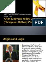 Beyond Yellow Optimism (ICSI)