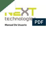 Next Tablet Manual