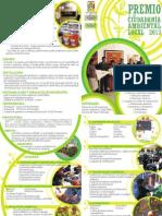 Premio a la Ciudadanía Ambiental Local 2013