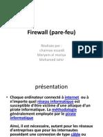 Firewall (Pare Feu)
