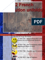 3.2 French Revolution Unfolds
