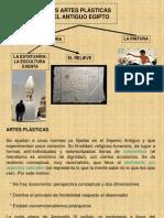 02. El Arte Egipcio Las Artes Plsticas