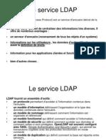 Le Service LDAP