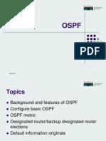 OSPF Slides