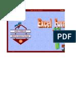 MS. Excel formula
