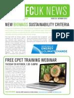 PEFC Newsletter October 2013