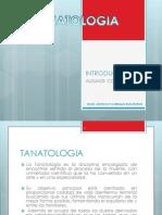Presentation1 COPSI TANATOLOGIA