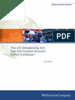 MGI US Imbalancing Act Full Report