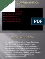 Sdm Et Configuration Pro