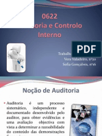 Auditoria e Controlo Interno