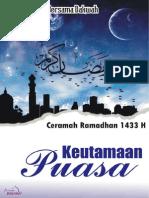 Ceramah Ramadhan Ok