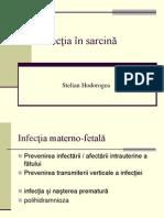Infectia in Sarcina - S. Hodorogea