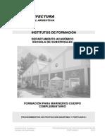 12 Procedimientos de Proteccion Maritima y Portuaria i