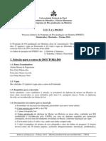 DOUTORADO-Edital PPHIST 2014