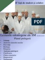 Sinusita odontogena