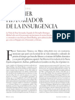 Fray Servando Teresa-De Mier