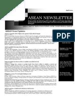 ASEAN Newsletter 04 Apr 2013