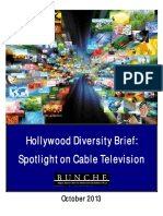 Hollywood Diversity Brief Spotlight 2013
