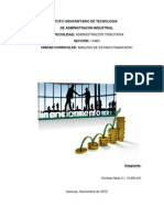 Medio de Financiamiento
