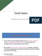 Sesak Napas-Atras.pptx