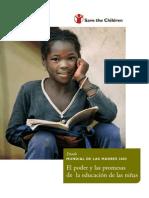 El poder y las proesas de la eduación de las niñas.pdf