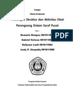 Perangsang Sistem Saraf Pusat (Kimed)