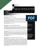 ASEAN Newsletter Jan 2013