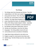 The Vikings and the Norman Conquest(NEW)