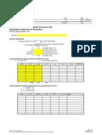 IBC 2006 Seismic Calculation p2