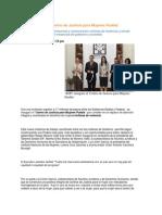 14-10-2013 Puebla Noticias - RMV inauguró el 'Centro de Justicia para Mujeres Puebla'