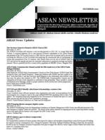 ASEAN Newsletter Dec 2012
