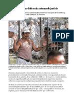 México social_Justicia
