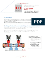 Cours Hydraulique 34 Connectique 1 Raccord Implantation